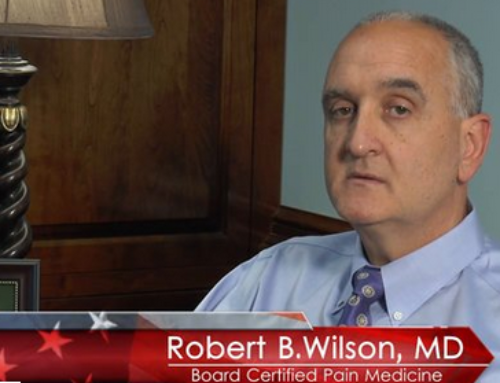 Caring for Our Veterans: Dr. Wilson
