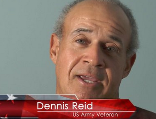 Caring for Our Veterans: Dennis Reid