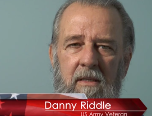 Caring for Our Veterans: Danny Riddle
