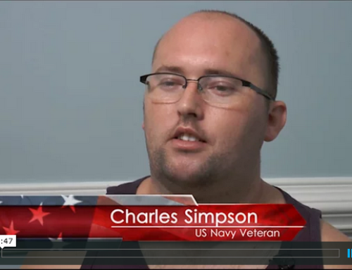 Caring For Our Veterans – Charles Simpson