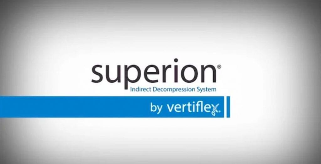 Superion by Vertiflex