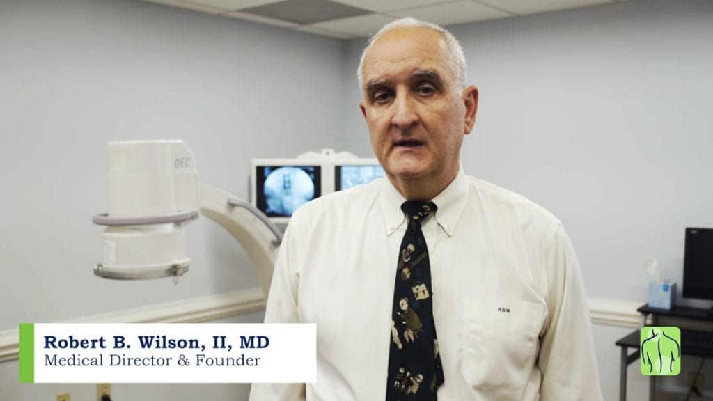 Robert B. Wilson, II, MD - Superion Implant Information